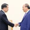 PM applauds Vietnam - Japan ties