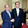 Vietnam strengthens ties with Thailand