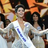 Ethnic model crowned Miss Universe Vietnam