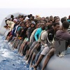 Mograntis drown in boat sinking off Libya