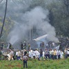 Cuba decrees 2-day national mourning after plane crash