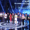 30 gold prizes presented at 38th National Television Festival