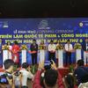 Telefilm expo opens in HCM City
