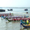 Basket boats: A part of life in Phu Yen