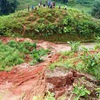 Landslide kills two in Lao Cai province