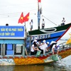 Thua Thien Hue improves fishery logistics services