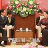 Vietnam, Myanmar strengthen parliamentary ties
