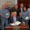 World's reaction toward Trump tariff plan