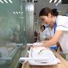 Largest vaccine center in Vietnam