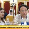 Vietnam - Korea business forum opens in Hanoi