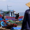 Fishing villages recover after a year of storms
