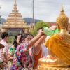 Thailand, Myanmar and Laos celebrate New Year