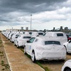 Car imports rise 3 times in 1 week