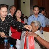 NA Chairwoman presents tet gifts in Hau Giang province