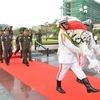 Vietnam's volunteer soldiers commemorated in Cambodia