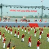 Con Son-Kiep Bac Autumn Festival opens