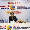 Startup journey focuses on tourism in nine provinces