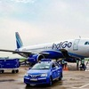 Indian carrier IndiGo launches first flight to Hanoi