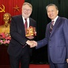 Minister of Public Security delighted at growing Vietnam-EU ties
