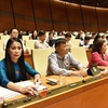 19th working day of 14th NA's eighth session