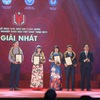 "VTV won four national press awards ""For Vietnam's Education Cause 2019"""