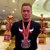 Vietnam wins nine golds at Asian bodybuilding championship