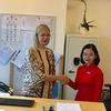 Swedish Ambassador, Vietnamese girl join #GirlsTakeover campaign