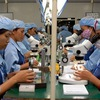 Industrial production index's expansion slows down in November