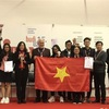 Vietnamese students win high prizes at international invention show