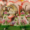 Asian students celebrate Lunar New Year in Russia
