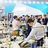 International garment-textile expo opens