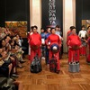 """Vietnamese """"Ao dai"""" goes on display in Russia"""