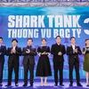 Seven big investors in Shark Tank Vietnam season 3 revealed