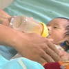 Newborn baby with myocardial tumor saved