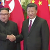 Chinese President visits North Korea
