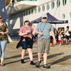 Vietnam welcomes 7,000 foreign tourists on cruises