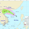 Tropical storm wipha threatens Northern Vietnam