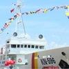 Japan hands over 2 vessels to Vietnam