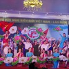Vietnam Laos border friendship exchange held in Quang Tri