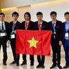 Vietnam ranks fourth at International Informatics Olympiad 2019