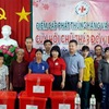 Vietnam Red Cross grants aid to flood victims in Lam Dong and Dong Nai provinces