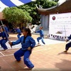 Vietnamese martial art returns to its hometown
