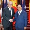 Vietnam-Australia issue joint statement