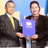 NA Chairwoman concludes Thailand trip