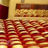 Gold prices rise towards VND 41 million