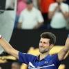 Djokovic dominates Tsonga re-match to reach third round