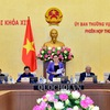 NA Standing Committee convenes 33rd meeting