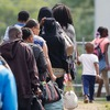 Number of asylum seekers in US doubles