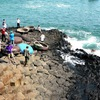 Tourism sites overload during Tet