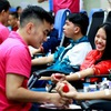 Thousands donate blood on nationwide Red Sunday event